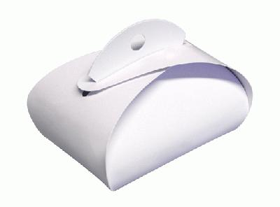 Favour/Weight Box White x 10pcs - Gift Boxes / Bags