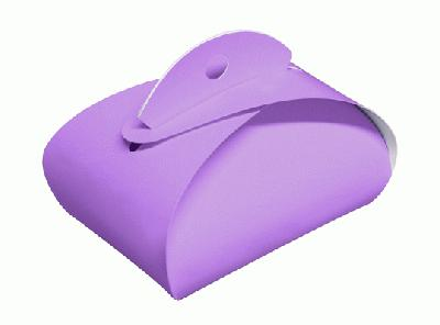 Favour/Weight Box Lavender x 10pcs - Gift Boxes / Bags