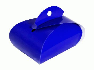 Favour/Weight Box Blue x 10pcs - Gift Boxes / Bags