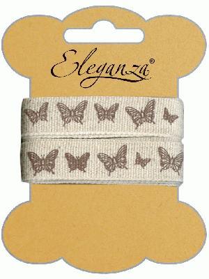 Eleganza Craft Elegant Butterfly x 6 - Ribbons