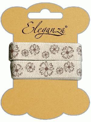 Eleganza Craft Dappled Flowers x 6 - Ribbons