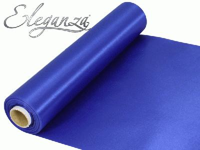 Satin Fabric 29cm x 20m - Royal Blue - Organza / Fabric
