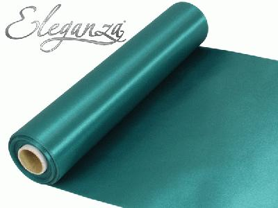 Satin Fabric 29cm x 20m - Green - Organza / Fabric