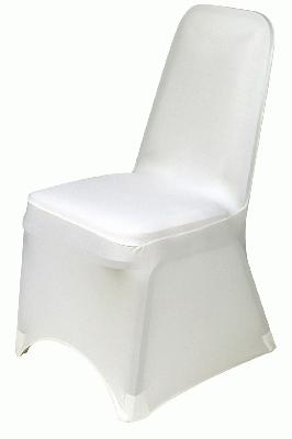 Eleganza Chair Cover - Ivory - Accessories