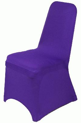 Eleganza Chair Cover - Purple - Accessories