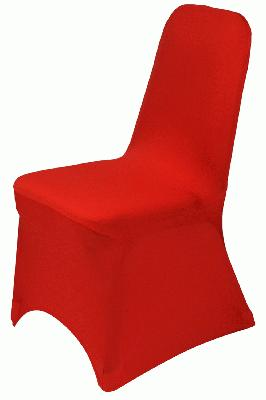 Eleganza Chair Cover - Red - Accessories