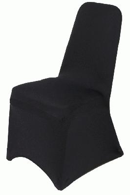 Eleganza Chair Cover - Black - Accessories