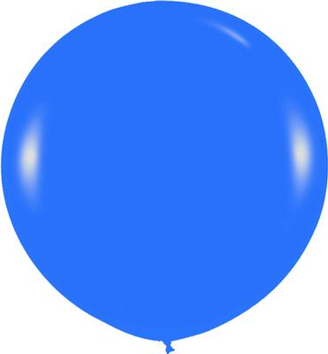 36inch Fashion Solid Royal Blue 041 - Latex Balloons