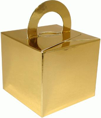 Balloon/Gift Box Gold x 10pcs - Accessories