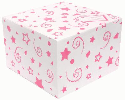 Balloon Box Pink - Accessories