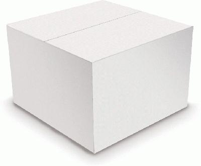 White Balloon Box - Accessories