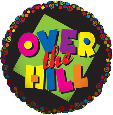 Over The Hill Shapes (Special Net Price) - Clearance