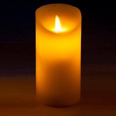 Decor Lites - Realistic LED Candle. 75mm x 150mm - L.E.D Lights