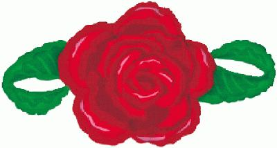 33inch Shape Linky Rose (C) - Seasonal