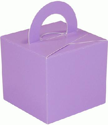 Balloon/Gift Box Lavender x 10pcs - Accessories