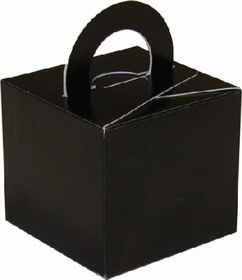 Balloon/Gift Box Black x 10pcs - Accessories