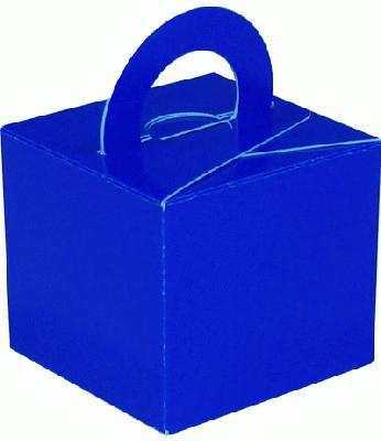 Balloon/Gift Box Blue x 10pcs - Accessories
