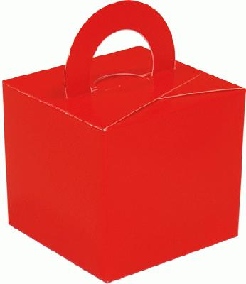 Balloon/Gift Box Red x 10pcs - Accessories