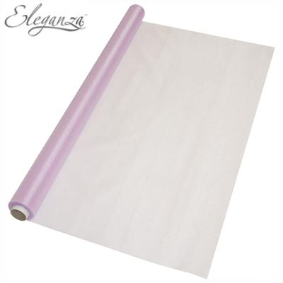 Eleganza Sheer Organza 70cm x 10m Lilac (Special Net Price) - Clearance
