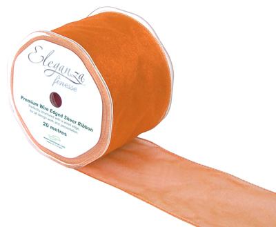 70mm x 20m Orange - Ribbons