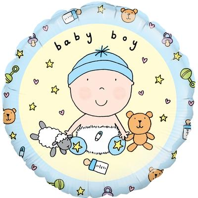 Cute Baby Boy - Clearance