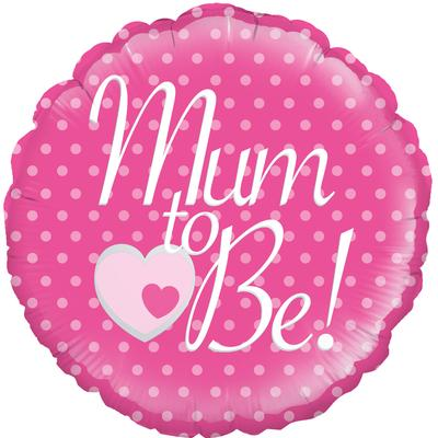 Oaktree Mum to Be - Foil Balloons