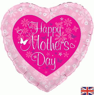 Oaktree Butterfly Heart Mothers Day - Seasonal
