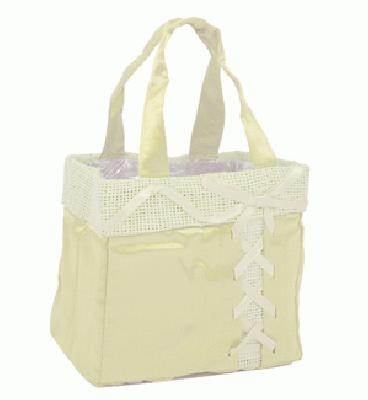 Java Bag Medium 13.5 x 8 x 13.5cm Ivory x 10pcs - Accessories