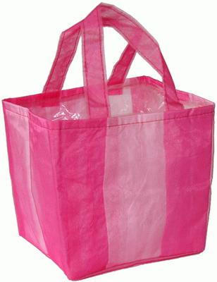 Noumea Bag Large 15 x 15 x12cm Fuchsia x 10pcs - Accessories