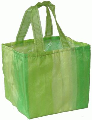 Noumea Bag Large 15x15 x12cm Green x 10pcs - Accessories