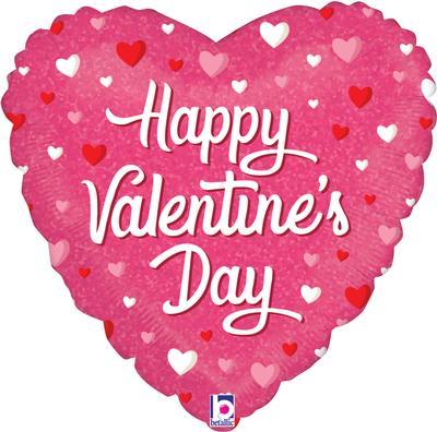 Betallic 18inch Sweet Valentine Holographic - Seasonal