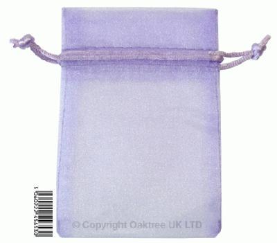 Eleganza bags 9cm x 12.5cm (10pcs) Lavender No.45 - Gift Boxes / Bags
