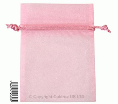 Eleganza bags 9cm x 12.5cm (10pcs) Fashion Pink No.22 - Gift Boxes / Bags