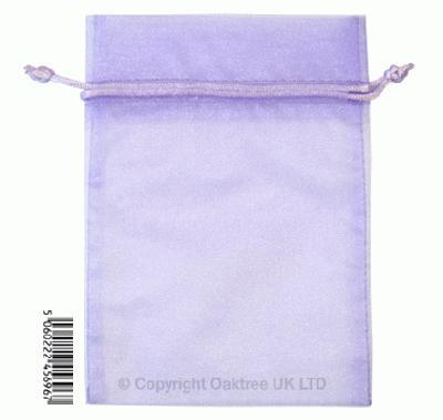 Eleganza bags 12cm x 17cm (10pcs) Lavender No.45 - Gift Boxes / Bags