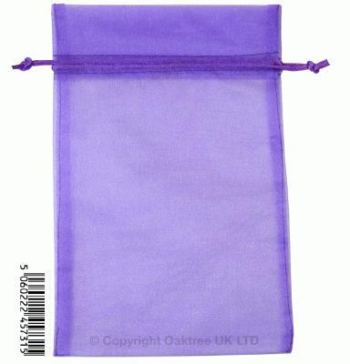 Eleganza bags 15cm x 22.5cm (10pcs) Purple No.36 - Gift Boxes / Bags