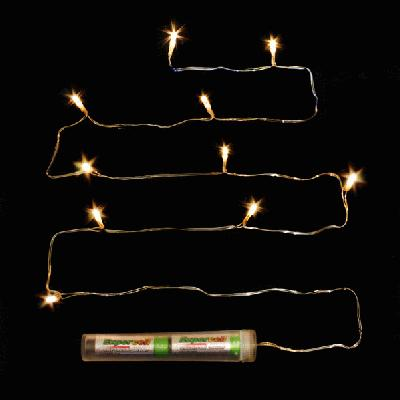 Décor Lites Submersible 10 Light Set Warm White - L.E.D Lights