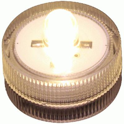 Décor Lites® SubLites Warm White x 10pcs - L.E.D Lights