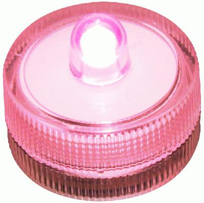 Décor Lites® SubLites Pink x 10pcs - L.E.D Lights