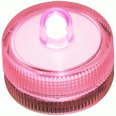 Décor Lites® SubLites Pink x 10pcs - L.E.D Lights