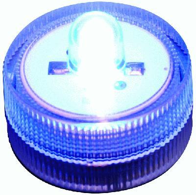 Décor Lites® SubLites Blue x 10pcs - L.E.D Lights