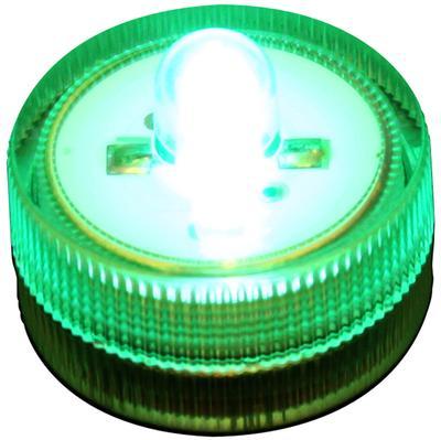 Décor Lites® SubLites Green x 10pcs - L.E.D Lights