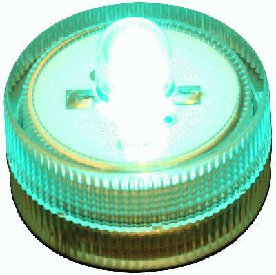 Décor Lites® SubLites Teal x 10pcs - L.E.D Lights