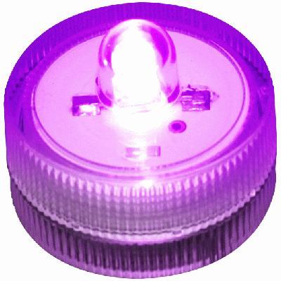 Décor Lites® SubLites Purple x 10pcs - L.E.D Lights
