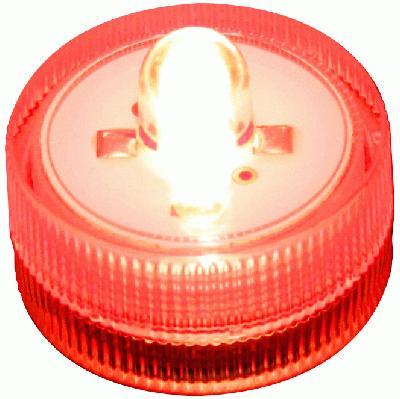 Décor Lites® SubLites Red x 10pcs - L.E.D Lights