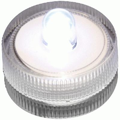 Décor Lites® SubLites White x 10pcs - L.E.D Lights