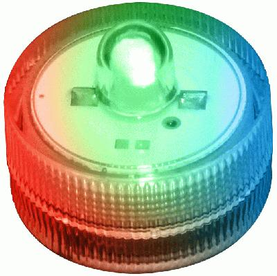 Décor Lites® SubLites RGB x 10pcs - L.E.D Lights