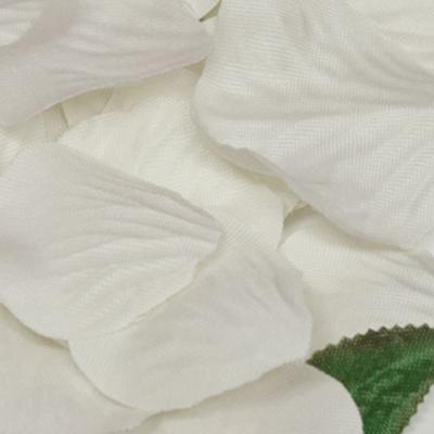 Eleganza Rose Petals - Ivory 164pcs - Accessories