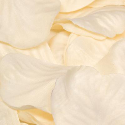 Eleganza Rose Petals - Cream 164pcs - Accessories