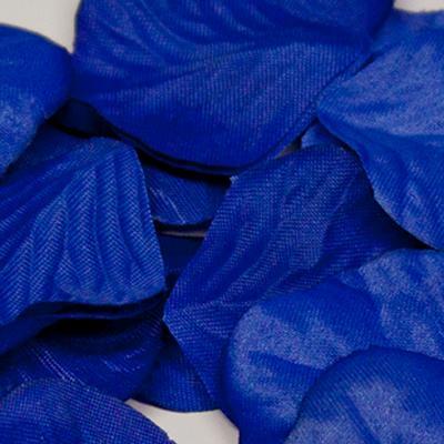 Eleganza Rose Petals - Royal Blue 164pcs - Accessories