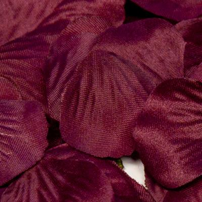 Eleganza Rose Petals - Burgundy 164pcs - Accessories